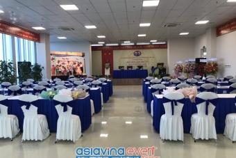 """""""Đại Hội lần thứ IV Nhiệm kỳ 2020-2025"""" của Chi bộ Ngân hàng Thương mại Cổ phần Đầu tư và Phát triển Việt Nam chi nhánh Bà Rịa."""